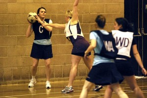 New netball league to hit Islington. Image: Nate.