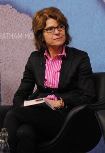 Vicky Pryce will continue her sentence in East Sutton Park. Image: Chatham House
