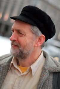 Jeremy Corbyn Image: David Martyn Hunt