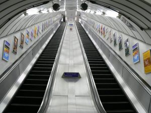 Highbury and Islington's escalators have broken down several times since the £1.6m upgrade. Photo: Chris McKenna