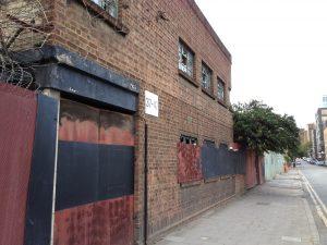Wharf Road - St Peter's Ward