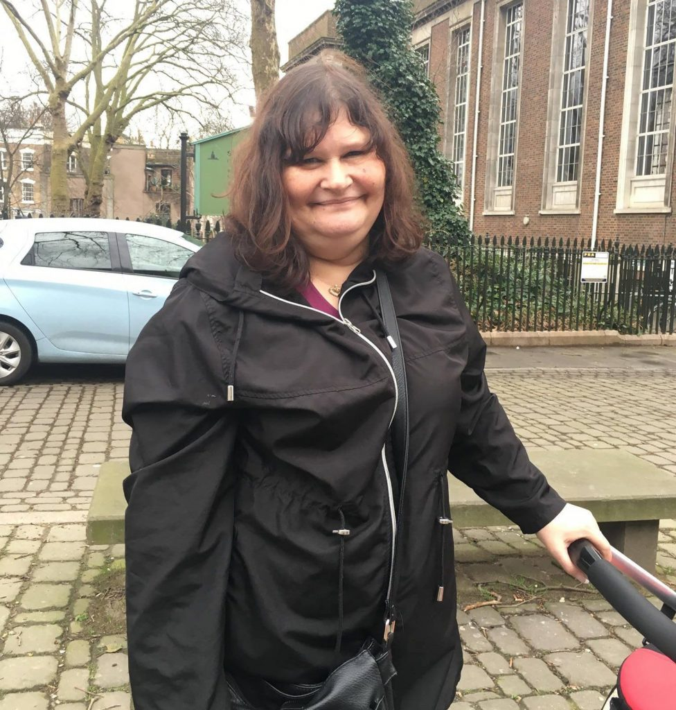 """Although I find the sugar tax quite shocking, I think it's a good idea in some ways. Kids are having a lot of sugar and are becoming obese. I remember not buying my kids sugary drinks, it's the right thing as a parent really."" Helen Stamford, 49, Archway"