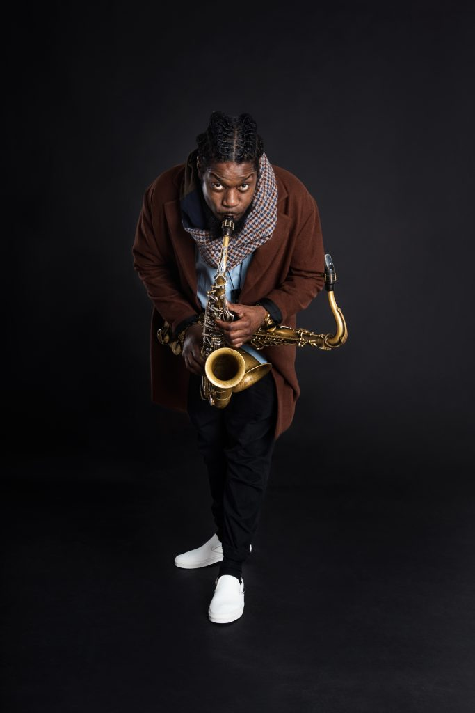 "Soweto Kinch debuts ""racial conflict"" album The Black Peril"